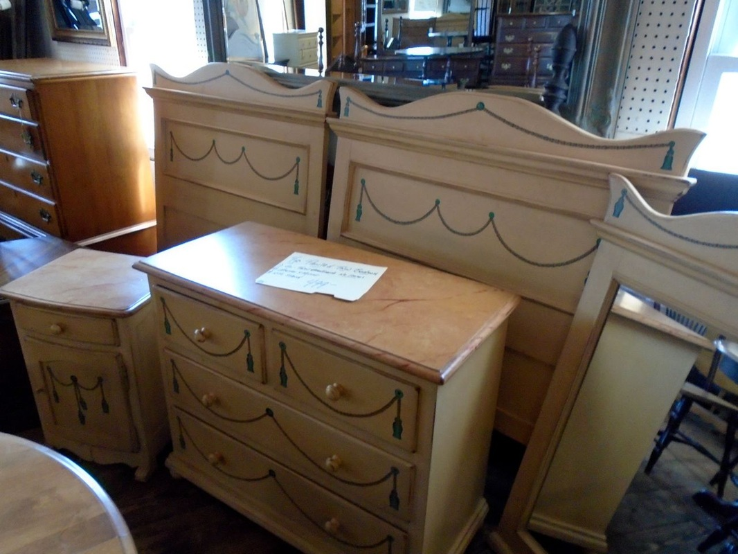 Canterbury Used Furniture & Antiques - Bedroom Furniture ...